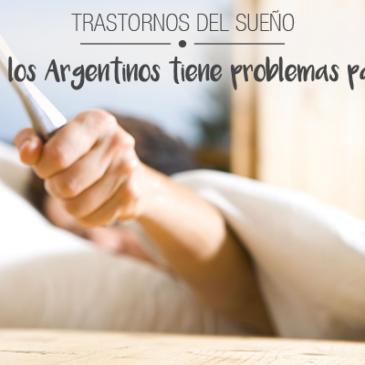 1 de cada 4 argentinos tiene dificultades para dormir.