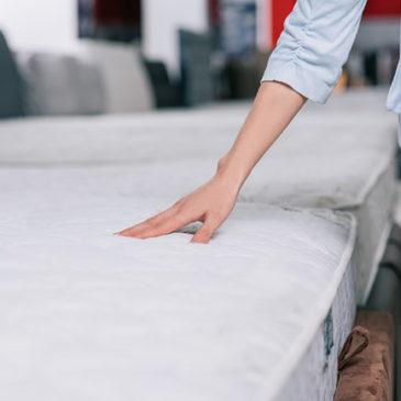 Cómo elegir un colchón.