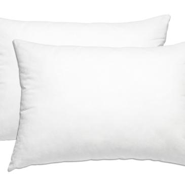 Almohadas De Vellón Siliconado Eco Duvet 70×40