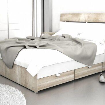 ¿Tenés poco espacio en tu dormitorio? Tenemos la solución ideal …